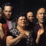Bill Viola. The Greeting