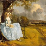 Gainsborough, Thomas. Mr. and Mrs. Andrews