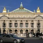 Ópera Garnier. París
