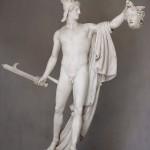 Antonio Canova. Perseo con la cabeza de Medusa