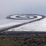 Robert Smithson. Spiral Jetty