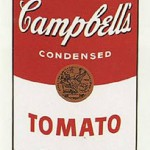 Andy Warhol. Campbell's Soup I